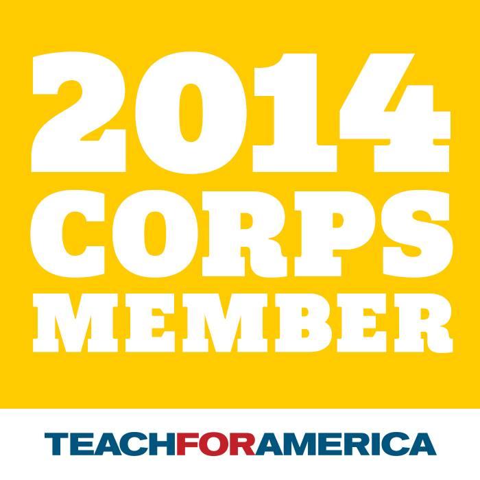 TFA Corps Member